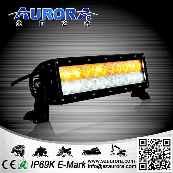 "All Weather, 40"" Dual Row, 240 watts, 19200 ~ 28160 lumens, spot/flood combination, 3 Position"