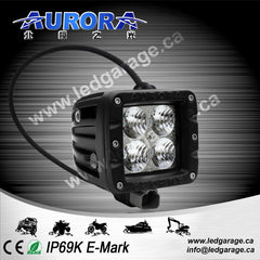 "2"" CUBE - FLOOD BEAM - 20 WATT - 2200 LUMENS"