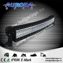"40"" DUAL ROW - CURVED COMBO - 400 WATT - 22400 LUMENS"