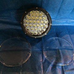 "6"" Round light, 140 watt"