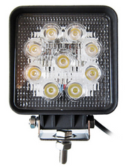 SQUARE FLOOD WORK LIGHTS