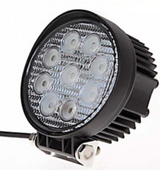 ROUND FLOOD WORK LIGHTS