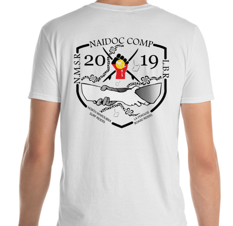 Naidoc Collaborative Tee LBR x NMSR 2019