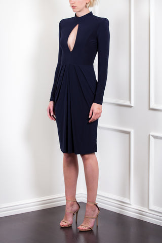 Crawford Keyhole Dress