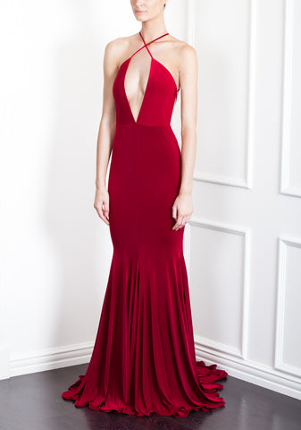 Cross Heart Gown