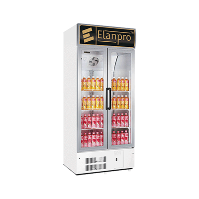 Elanpro ECG 625 DD Upright Chillers