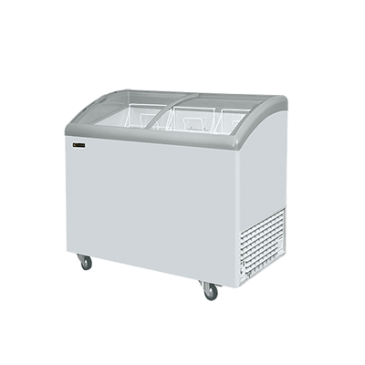 Elanpro 310/315D GlassTop Chest Freezer