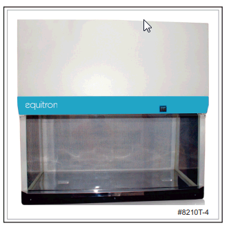EQUITRON VERTICAL LAMINAR AIR FLOW