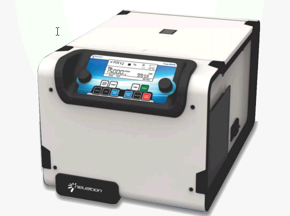 Refrigerated High Speed Microcentrifuge