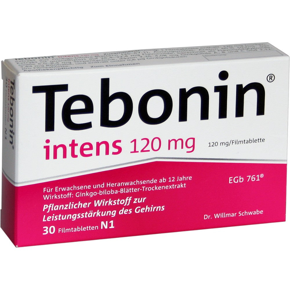 Tebonin Intens. 120mg