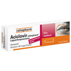 Aciclovir Ratio 2g