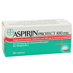 Aspirin Protect 100mg 98 Tabletten