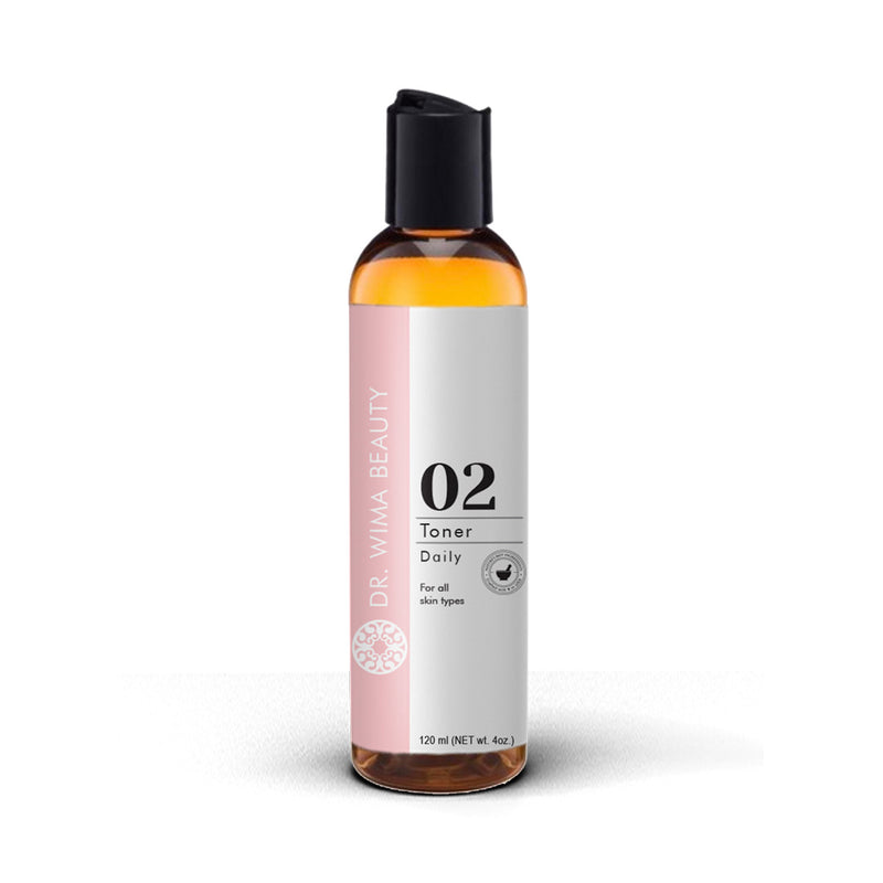 02 FACE TONER - Dr. WIMA BEAUTY