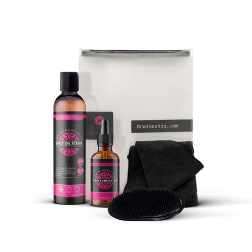 THE HAIR ESSENTIALS SET - Dr. WIMA BEAUTY