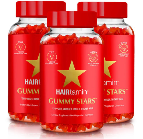 Hairtamin Vegan Gummies - 3 months - DR WIMA BEAUTY