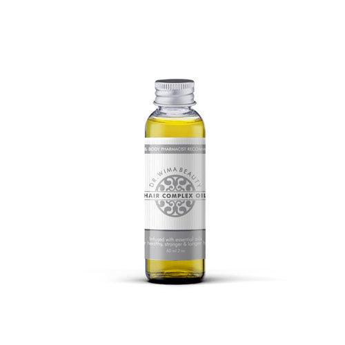 HAIR COMPLEX OIL PLASTIC - Dr. WIMA BEAUTY