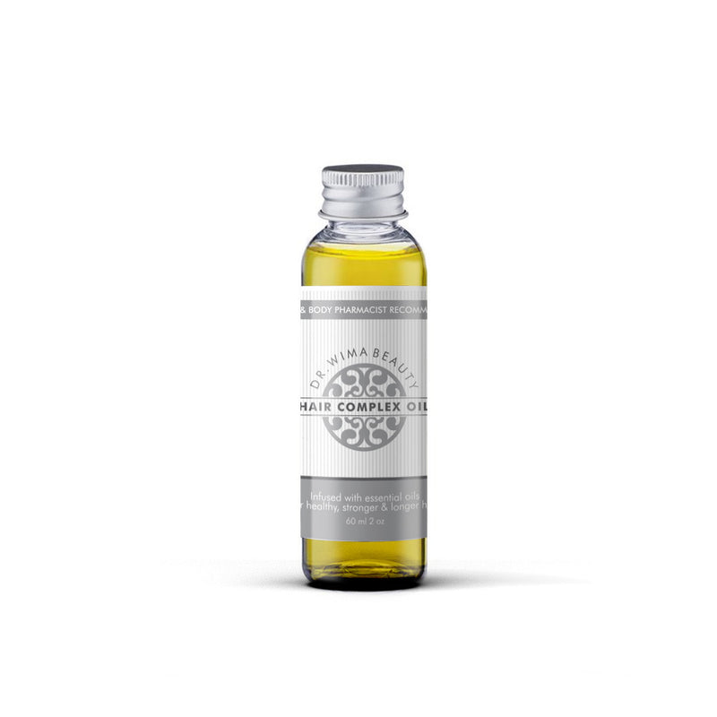 HAIR COMPLEX OIL PLASTIC - DR WIMA BEAUTY