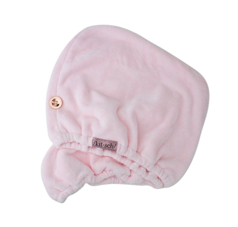 Microfiber Hair Towel - Blush - Dr. WIMA BEAUTY