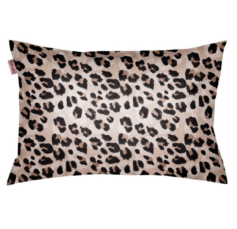 Towel pillow cover - leopard - DR WIMA BEAUTY
