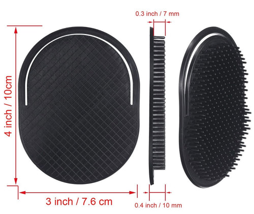 Shampoo Comb, Massager Hair Brush - DR WIMA BEAUTY