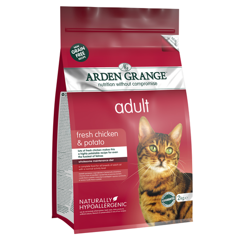 AG Adult Cat Chicken 0,4kg