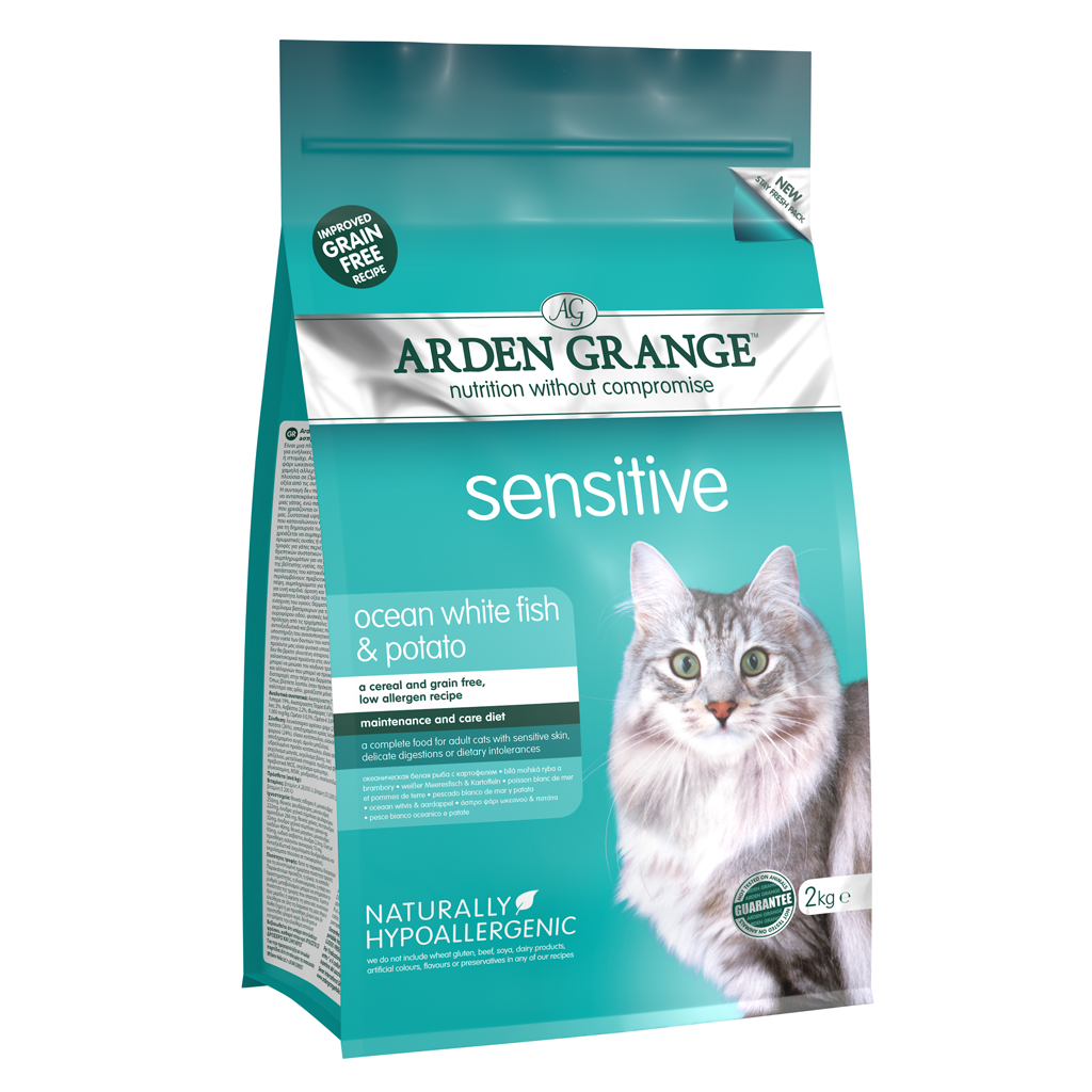 AG Cat Sensitive 2kg