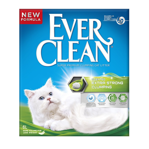 Ever Clean - Scented Clumping 6L