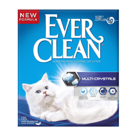 Ever Clean - Multi Crystals 10L