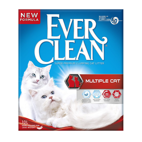Ever Clean - Multiple Cat 10L