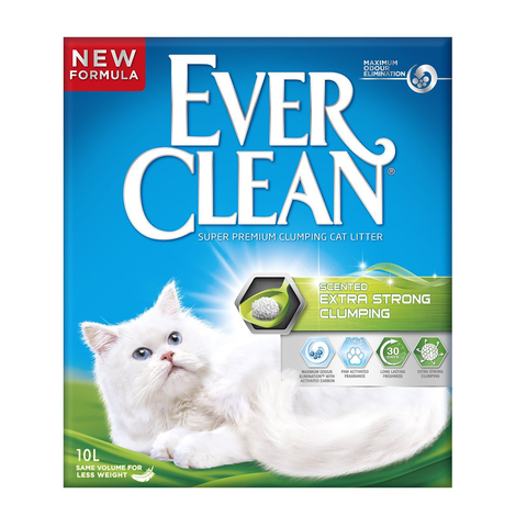 Ever Clean - Scented Clumping 10L