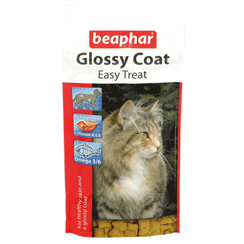 Glossy coat cat 35gr