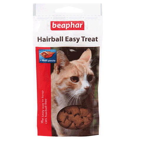 Hairball treat cat 35gr