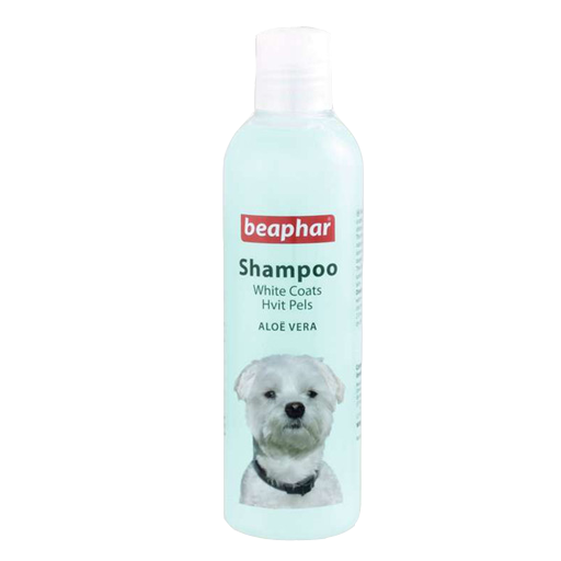 Shampoo white 250ml BEA