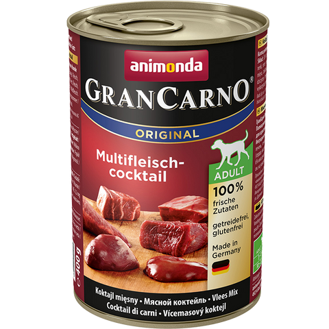 Dog GC Ad 400g Multi meat