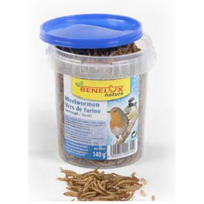 Mealworms 0,8l fata