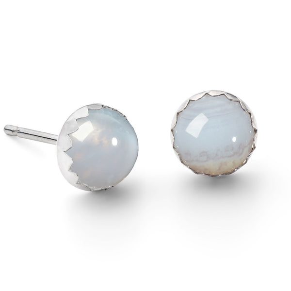 Pale Blue Earrings