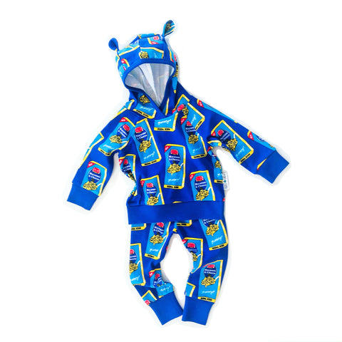 Mac & Cheese Hoodie PlaySet