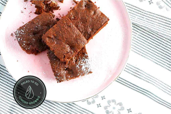 Schoko-Kirsch Brownies