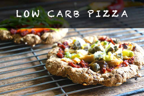 Low Carb Pizza Backmischung | PaleToGo.de