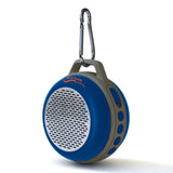 iFS303 Ultra Portable Bluetooth Speaker - Indoor & Outdoor - Blue