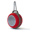 iFS303 Ultra Portable Bluetooth Speaker - Indoor & Outdoor - Red