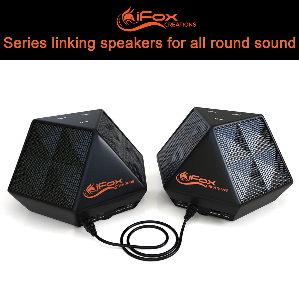 iFD8 Bluetooth Portable Wireless Speaker
