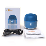 iF019 Mini Bluetooth Speaker with FM Radio - Blue
