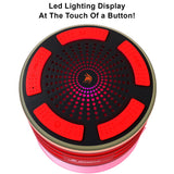 iF013 Bluetooth Shower Speaker - Red and Black