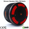 iF013 Bluetooth Shower Speaker - Black