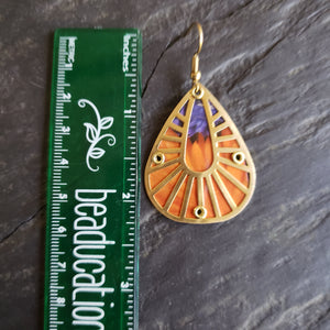 The Mum Collection - Repurposed Vintage Tin Jewelry