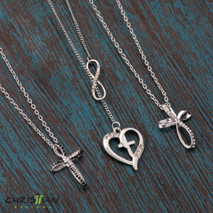 Buy 1 Necklace, Get 2 Free!