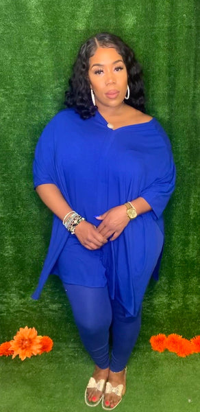 The Traci Set - Royal Blue