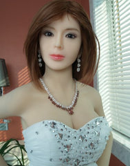 Cindy - Traveling Businesswoman 156 cm/5.1 ft