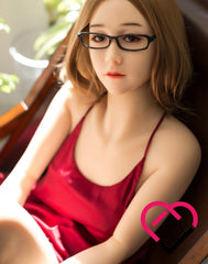 Crafty Fantasy TPE Material Joanna Sex Doll Love Doll with (166cm) 5'5 ft